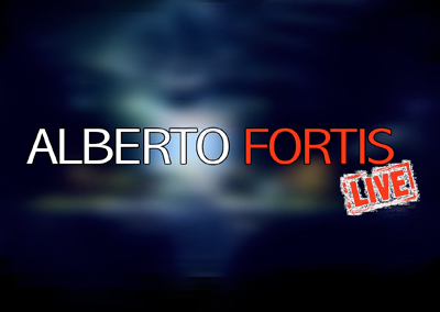 Alberto Fortis Live – Promo