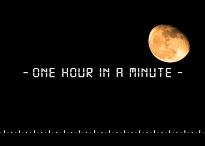 One Hour in a Minute