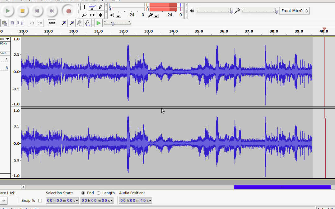 Software Gratuiti di Audio Editing – Parte 3