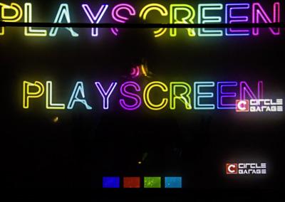 Circle Garage – Playscreen