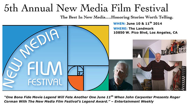 """The Way"" 3D in finale al 5th L.A. New Media Film Festival!"