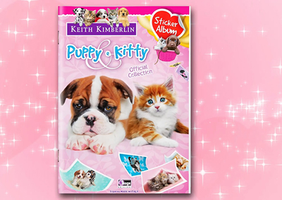 Puppy&Kitty by Keith Kimberlin + Kittyville (SPOT TV)