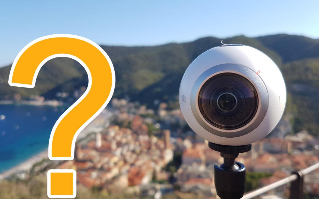 Video a 360°, Realtà Virtuale (VR) e Realtà Aumentata (AR): un po' di chiarezza