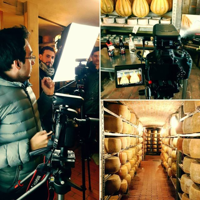 Special shooting day with cheeses in Italy the other dayhellip