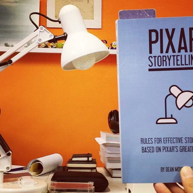 Signs pixar storytelling studio wonderlandproduction story ideas