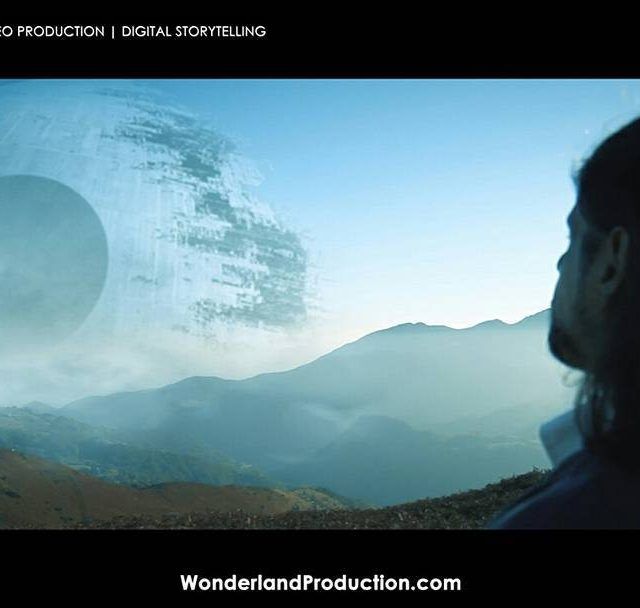 Spoiler comingsoon starwars videoproduction compositing aftereffects wonderlandproduction deadstar mortenera