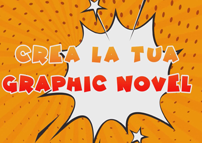 "Corso online ""Crea la tua Graphic Novel"""