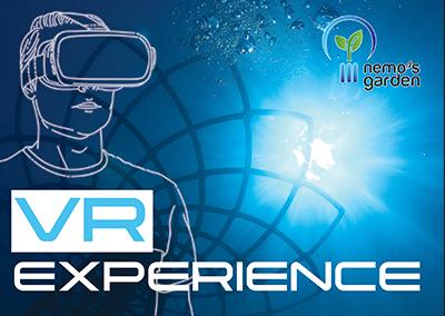 Nemo's Garden – VR Experience