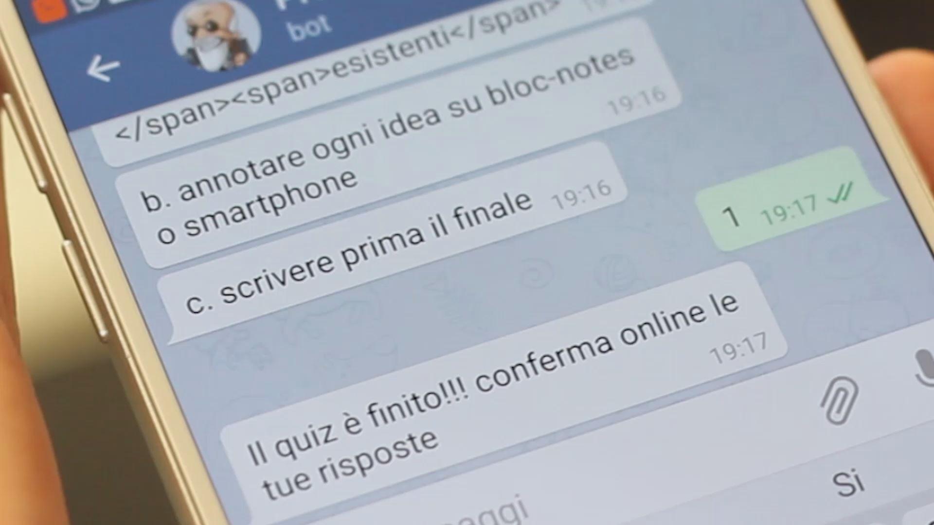 """209b8de711e7 Corso Online – """"Crea il tuo Cortometraggio con Effetti Speciali ..."""