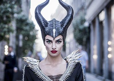 Maleficent 2 (Disney ) con Nicole Mazzocato