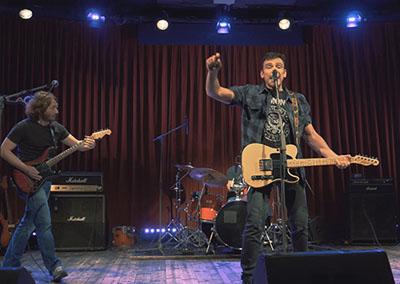 The Basement Band – Live