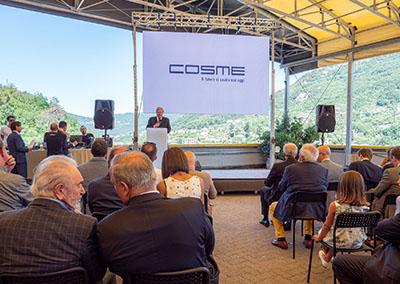 COSME S.P.A. – Eventi